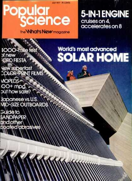 Popular Science - Popular Science - July 1977