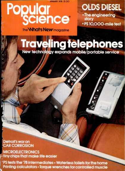 Popular Science - Popular Science - January 1978