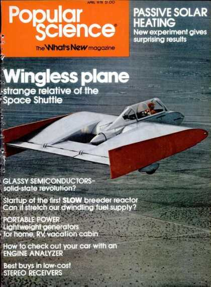 Popular Science - Popular Science - April 1978