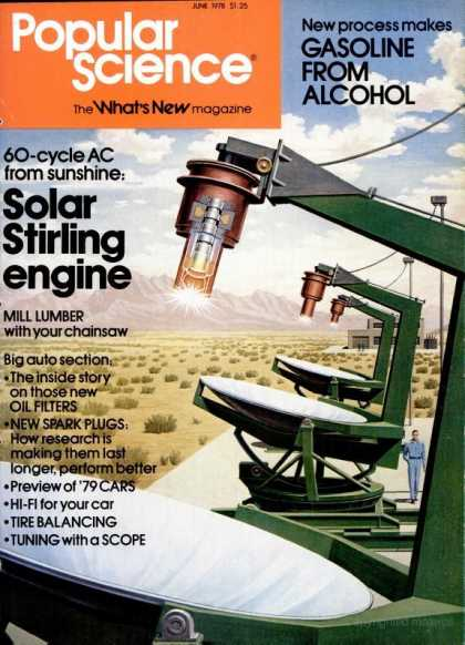Popular Science - Popular Science - June 1978