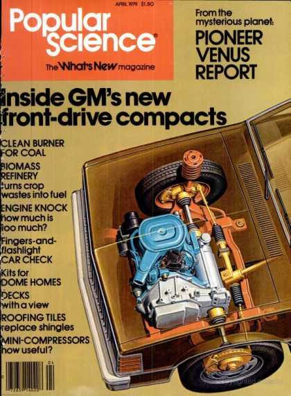 Popular Science - Popular Science - April 1979