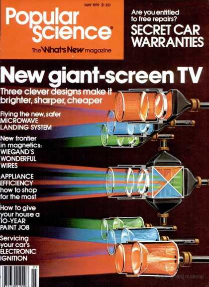 Popular Science - Popular Science - May 1979