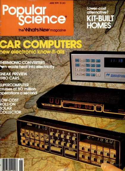 Popular Science - Popular Science - June 1979