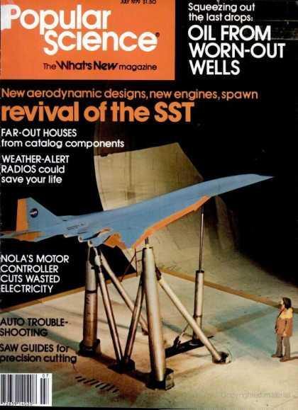 Popular Science - Popular Science - July 1979