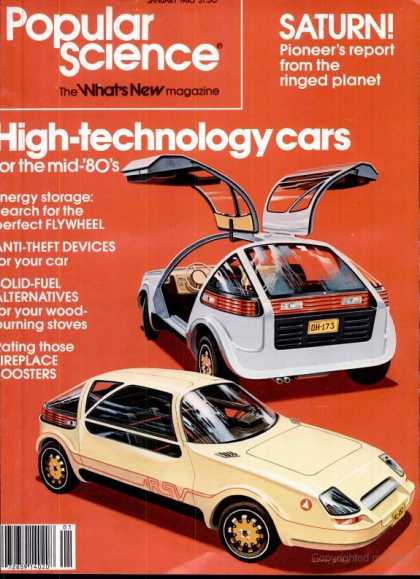 Popular Science - Popular Science - January 1980