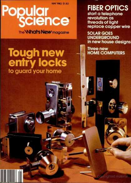 Popular Science - Popular Science - May 1980