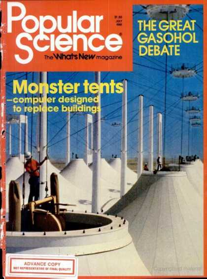 Popular Science - Popular Science - July 1981