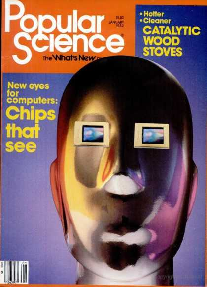 Popular Science - Popular Science - January 1982