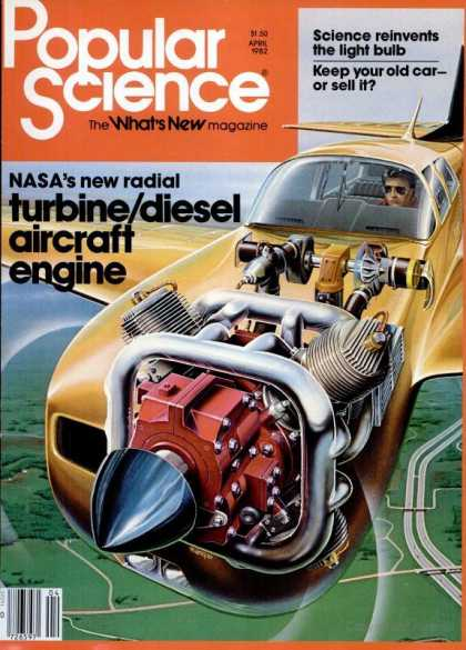 Popular Science - Popular Science - April 1982