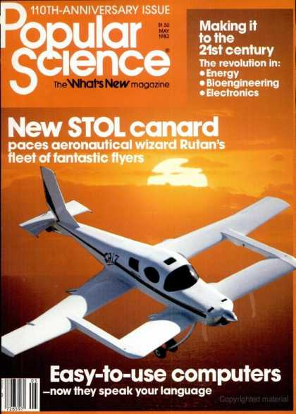 Popular Science - Popular Science - May 1982