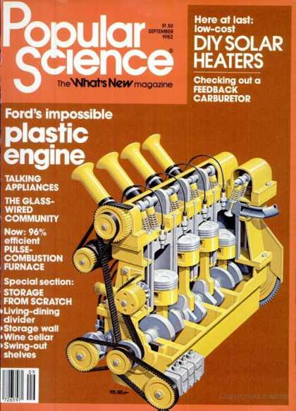 Popular Science - Popular Science - September 1982