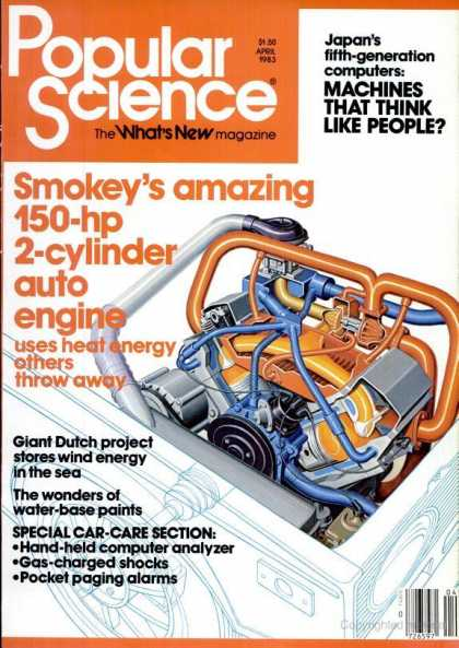 Popular Science - Popular Science - April 1983