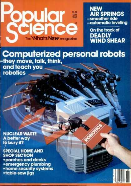 Popular Science - Popular Science - May 1983
