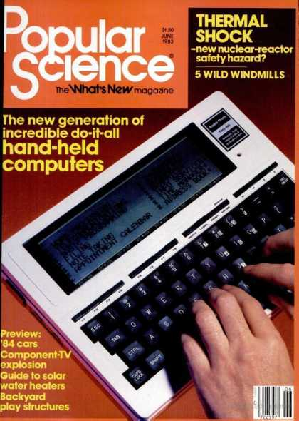 Popular Science - Popular Science - June 1983