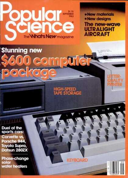 Popular Science - Popular Science - September 1983