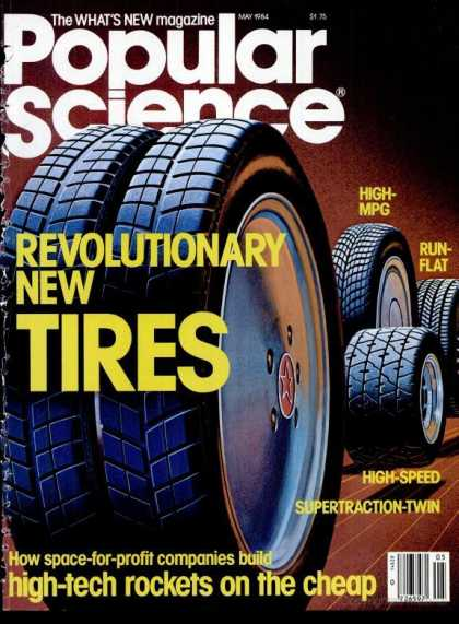 Popular Science - Popular Science - May 1984