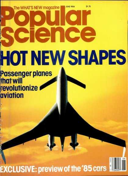 Popular Science - Popular Science - June 1984
