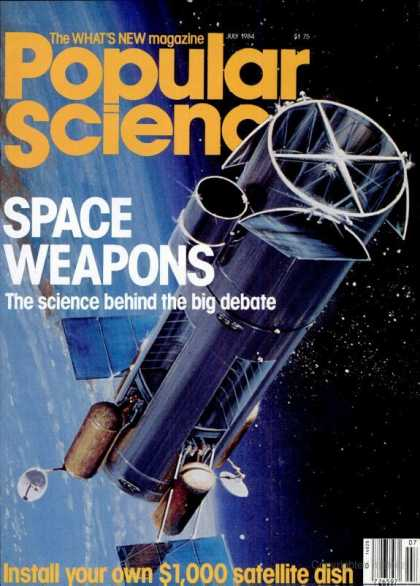 Popular Science - Popular Science - July 1984