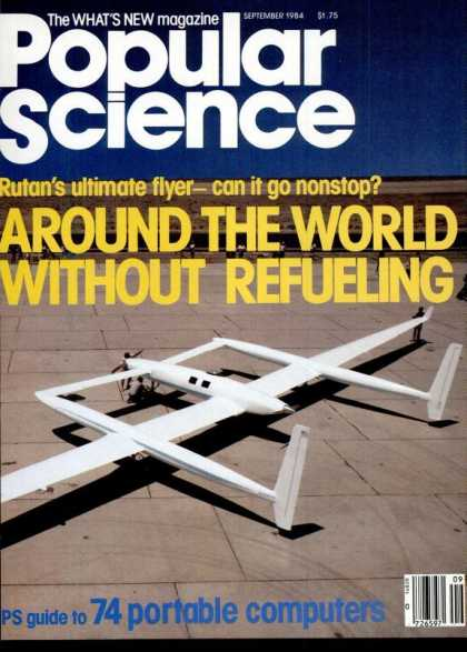 Popular Science - Popular Science - September 1984