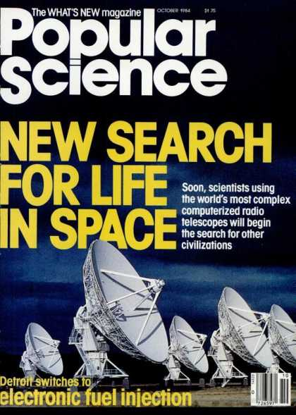 Popular Science - Popular Science - October 1984