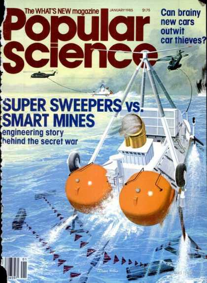 Popular Science - Popular Science - January 1985