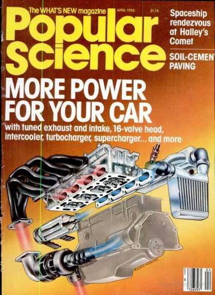 Popular Science - Popular Science - April 1985
