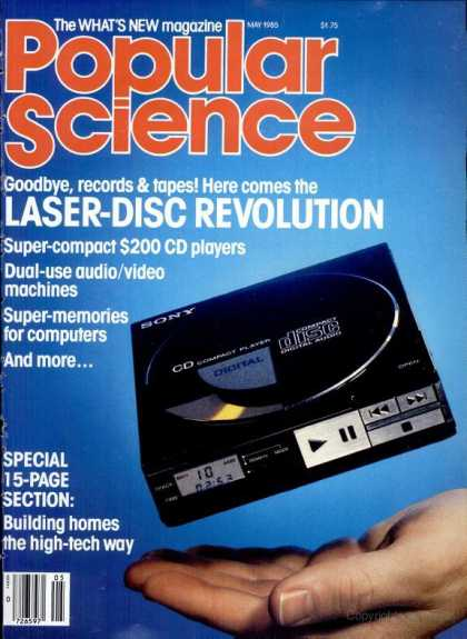 Popular Science - Popular Science - May 1985