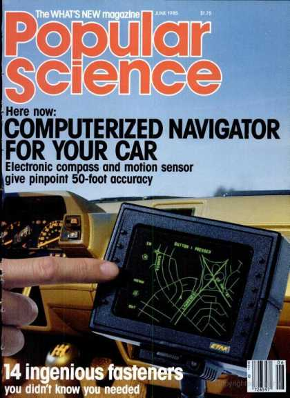 Popular Science - Popular Science - June 1985