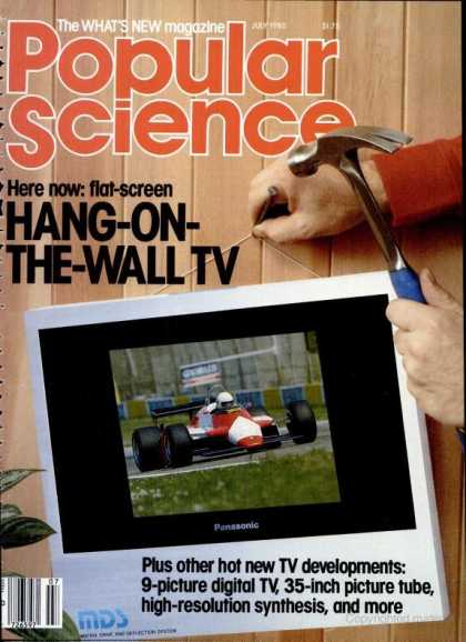 Popular Science - Popular Science - July 1985