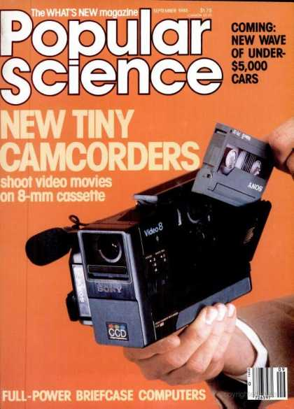 Popular Science - Popular Science - September 1985