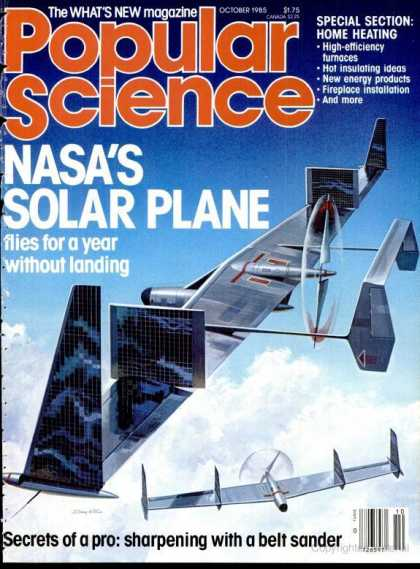 Popular Science - Popular Science - October 1985