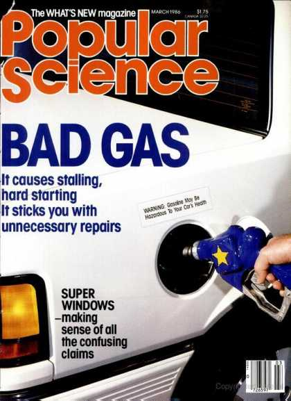 Popular Science - Popular Science - March 1986