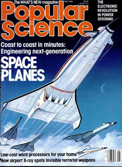 Popular Science - Popular Science - May 1986