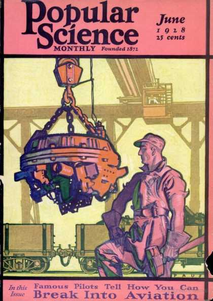 Popular Science - Popular Science - June 1928