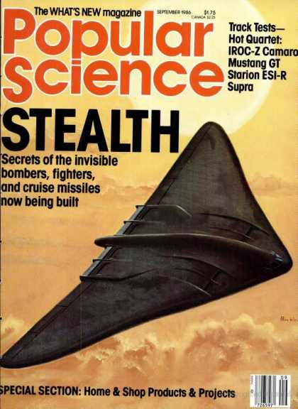 Popular Science - Popular Science - September 1986