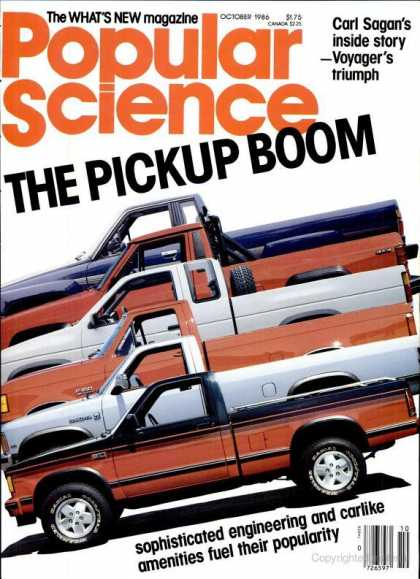 Popular Science - Popular Science - October 1986