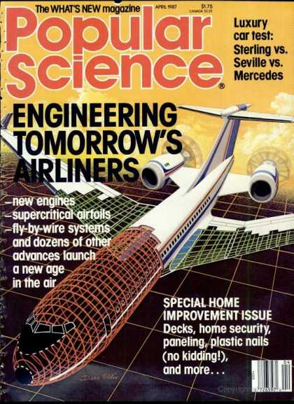 Popular Science - Popular Science - April 1987