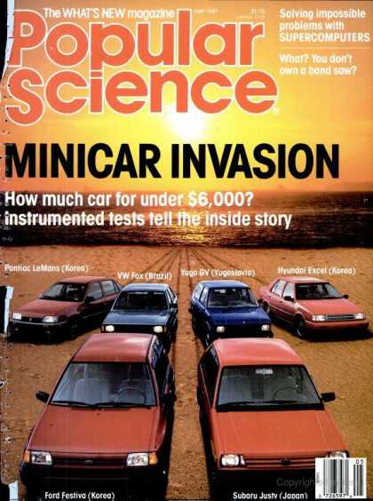 Popular Science - Popular Science - May 1987