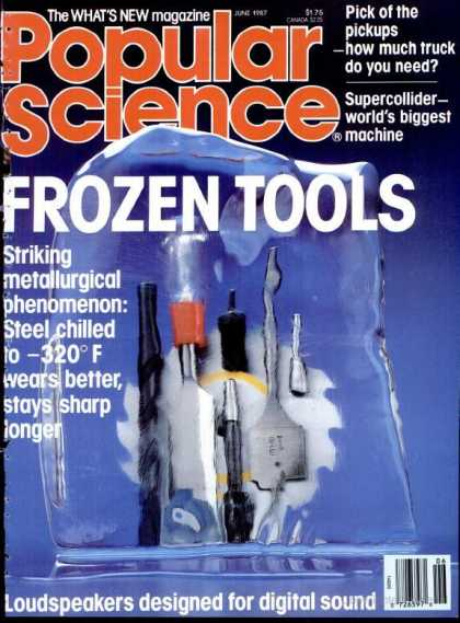 Popular Science - Popular Science - June 1987