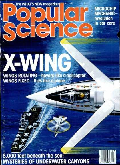 Popular Science - Popular Science - July 1987