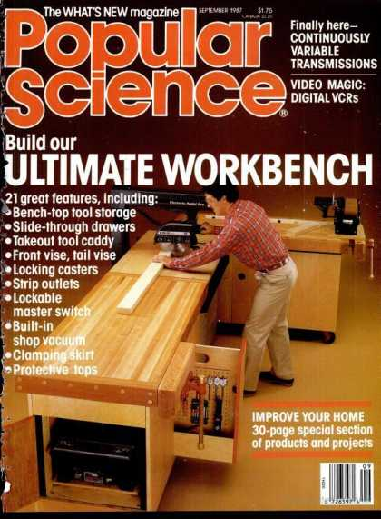 Popular Science - Popular Science - September 1987