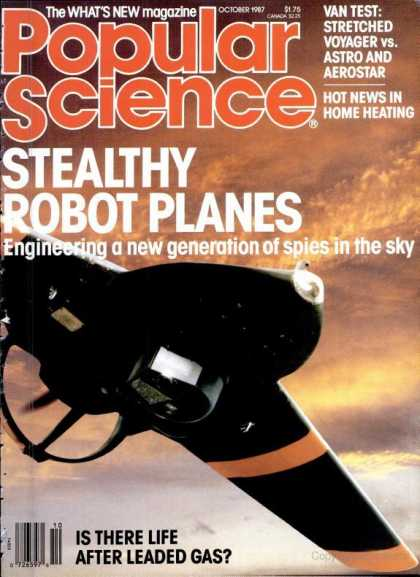 Popular Science - Popular Science - October 1987