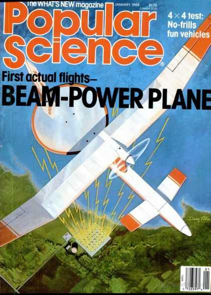 Popular Science - Popular Science - January 1988