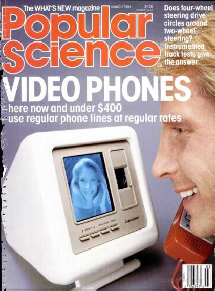 Popular Science - Popular Science - March 1988
