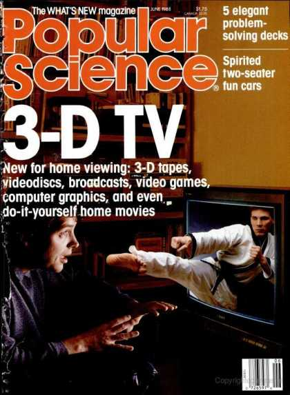 Popular Science - Popular Science - June 1988