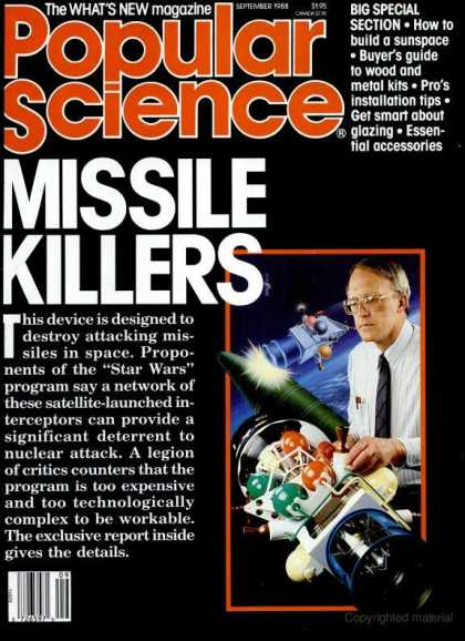 Popular Science - Popular Science - September 1988