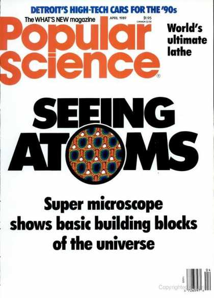 Popular Science - Popular Science - April 1989
