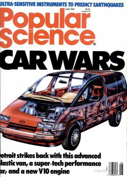 Popular Science - Popular Science - June 1989