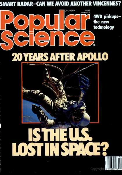 Popular Science - Popular Science - July 1989
