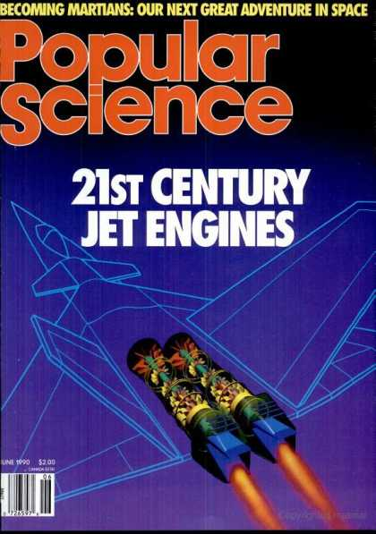 Popular Science - Popular Science - June 1990